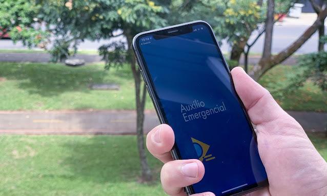 Caixa paga auxílio emergencial a nascidos em maio