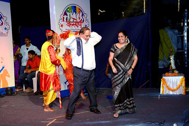 DSK Dancing at FD holder's meet
