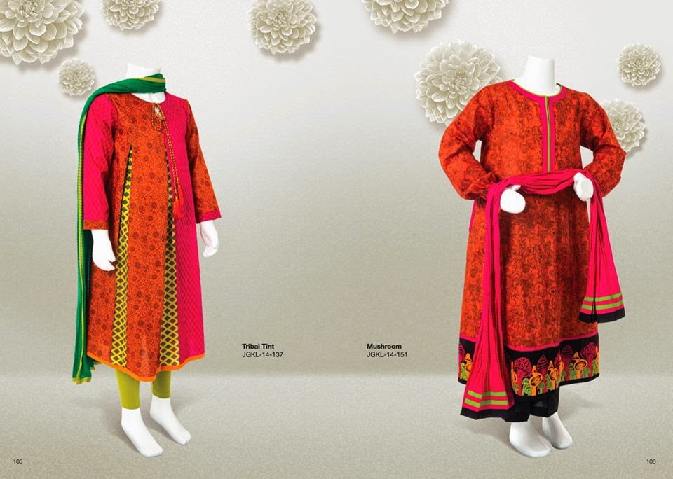 35bd54f06 Latest Fashion Trends  Junaid Jamshed Latest Summer Lawn Dresses ...