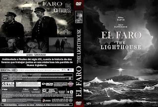 EL FARO-THE LIGHTHOUSE 2019[COVER DVD+BLU-RAY]