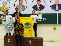 Mantap, Unila Borong Juara di Pomda Lampung