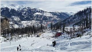 Solang (Places to Visit in Manali)