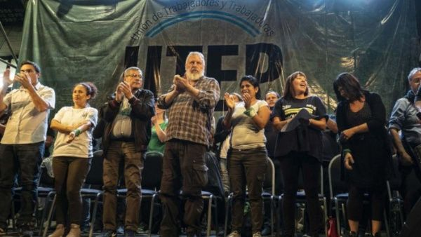 Argentina: surge Unión de Trabajadores de la Economía Popular