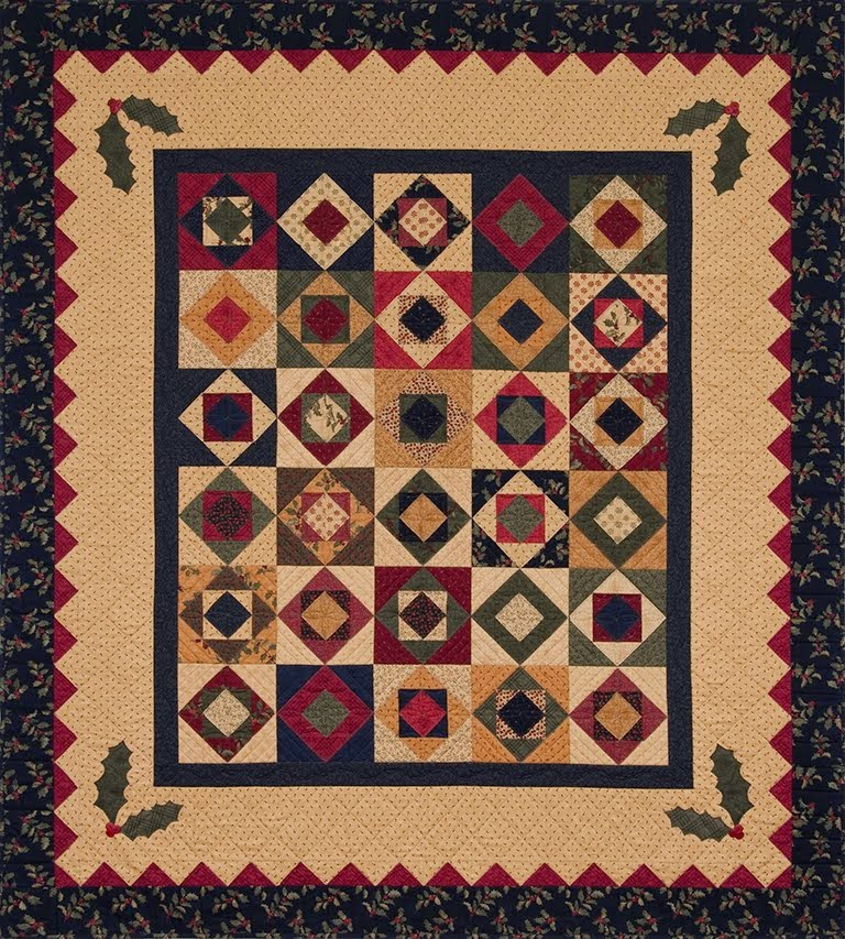 Kansas Troubles Quilters Layers Of Love Week 2