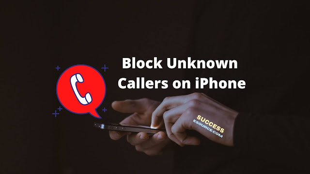 Block-Unknown-Callers-on-iPhone