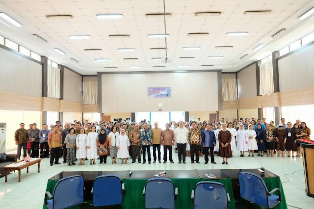 PPPTK-BBL Medan dan Komdik KAM Gelar Diklat Penguatan Kepala Sekolah