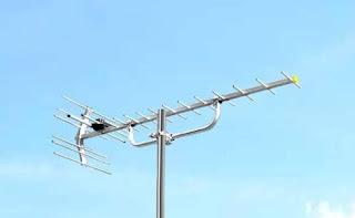 Agen toko jual jasa pasang antena TV UHF