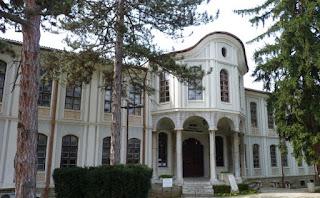 Museo de la Reactivación y Asamblea Constituyente.
