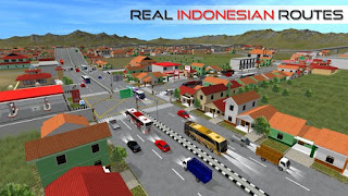 Bus Simulator Indonesia (BUSSID) 3D Apk v2.8 Update Terbaru