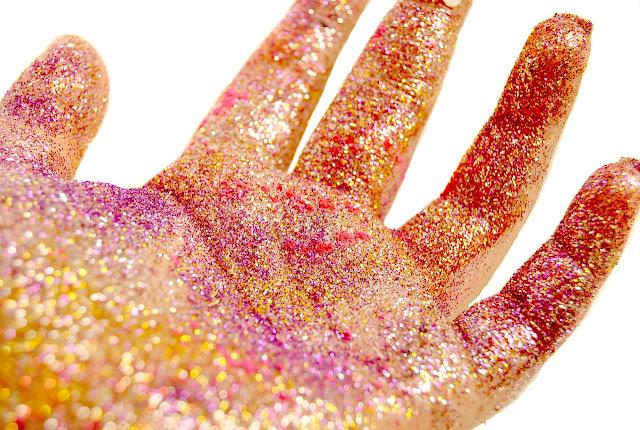 Como Fazer Glitter e Purpurina ECOLÓGICOS | BRILHA DE VERDADE