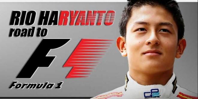 Rio Haryanto Resmi Jadi Pembalap F1 Pertama Asal Indonesia