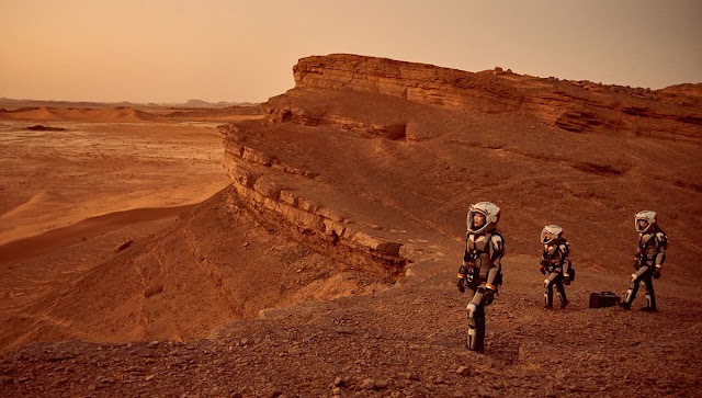 Life on Mars gets a take a look at run within the Utah barren region