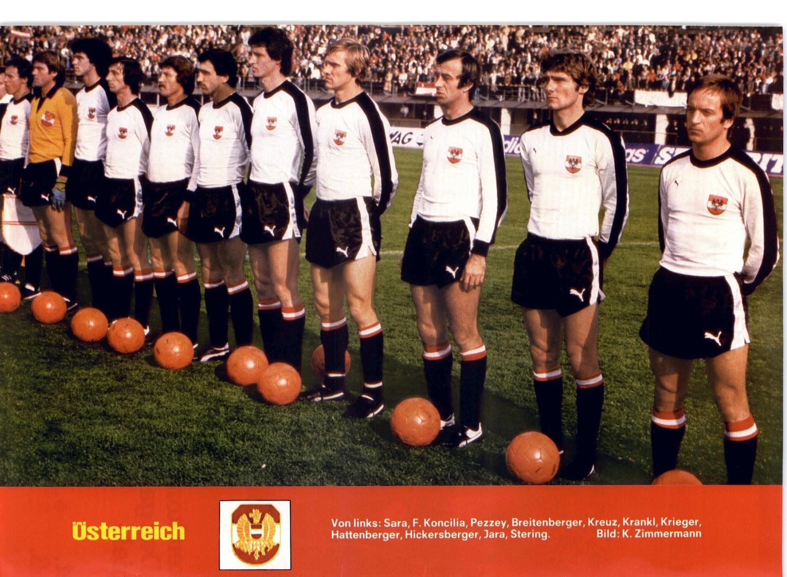 soccer nostalgia international season 1977 78 part 2. Black Bedroom Furniture Sets. Home Design Ideas