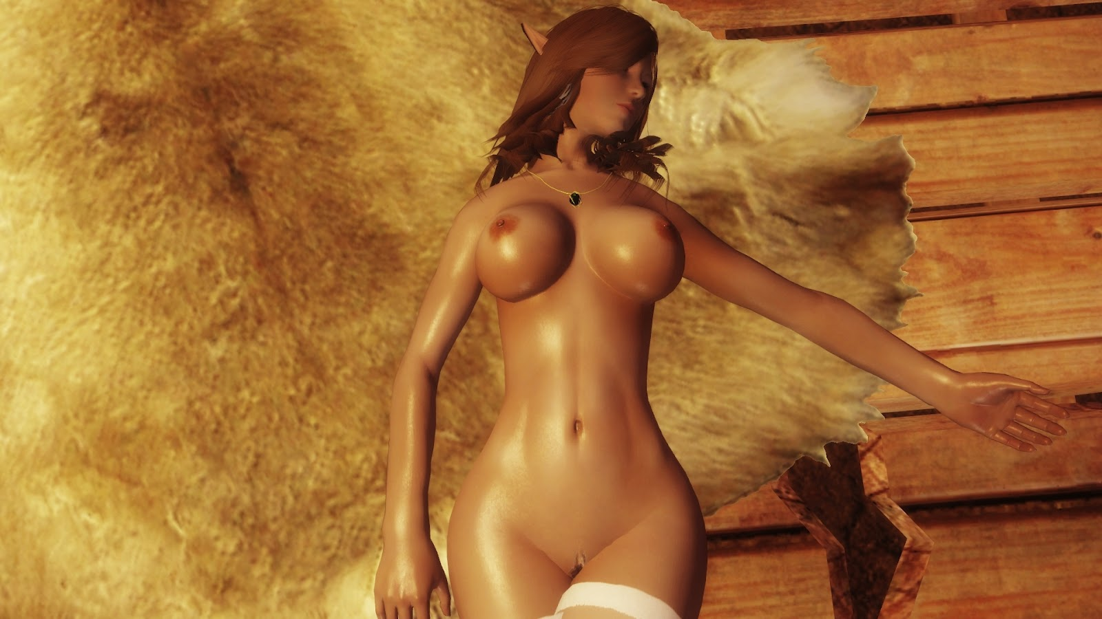 Nude Mely 107