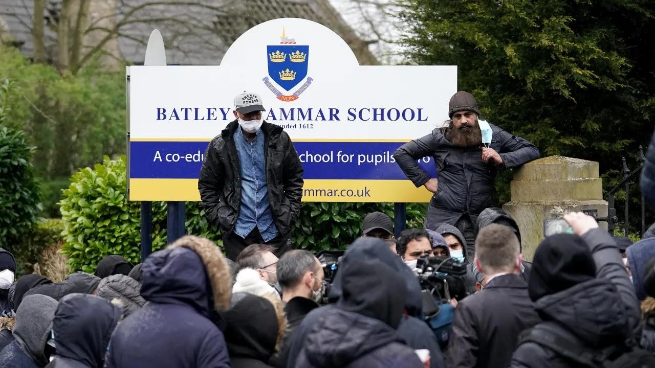 مدرسة بريطانية تثير جدلا بعد رسوم كاريكاتورية للنبي محمد