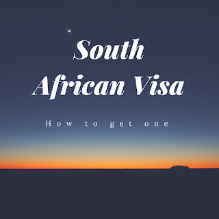 South Africa Visa Online Application Process