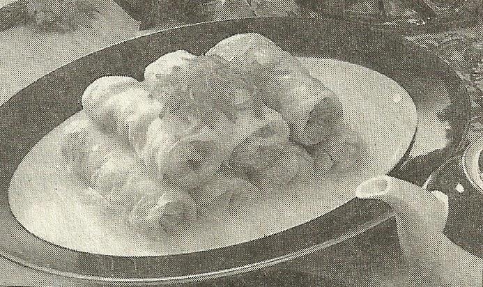 Рецепт приготовления голубцов с картофелем и сыром