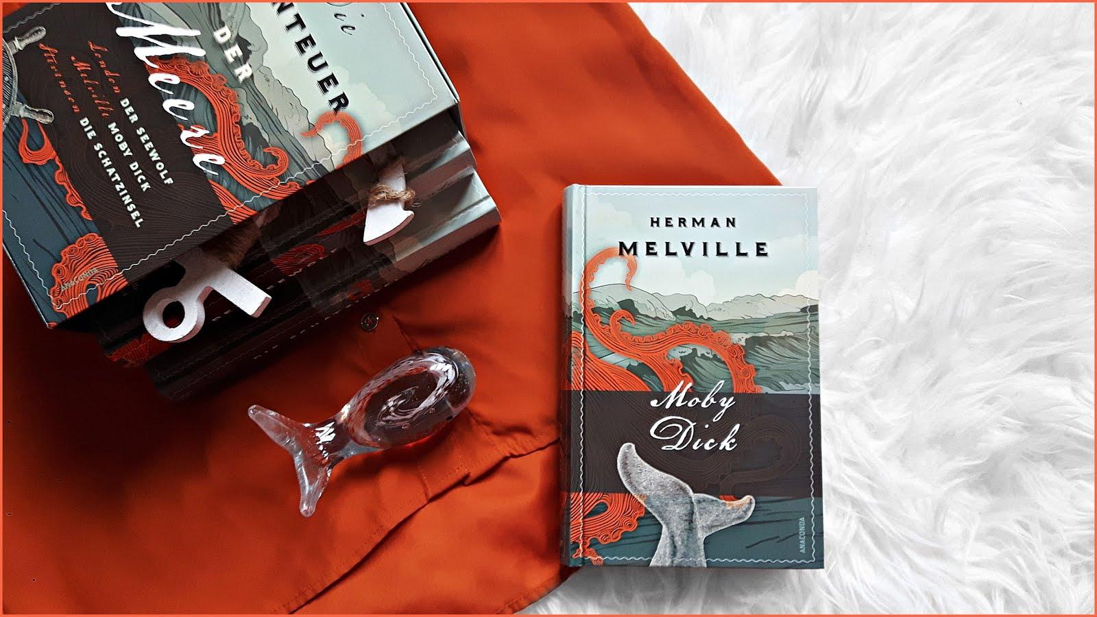 Zitate Moby Dick oder der weiße Wal Herman Melville John Marr und andere Matrosen Klassiker Weltliteratur
