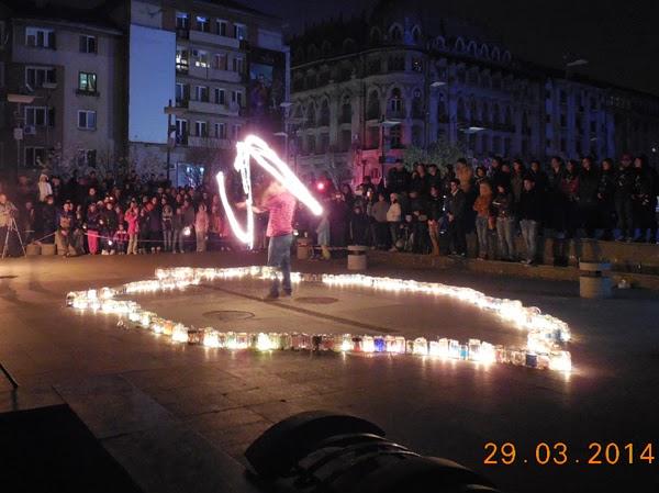Ora Pamantului 2014 la Craiova