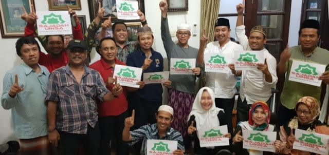 Lewat Forum Sajadah, Alumni UINSA Bulatkan Tekad Menangkan Jokowi-KH Maruf Amin