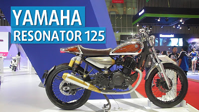 Coming soon 2016 Yamaha Resonator 125 Concept Hd Wallpapers