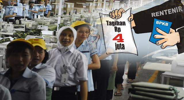 Rentenir Pabrik