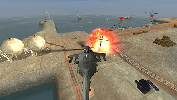 تحميل لعبة حرب الطائرات الهليكوبتر على الكمبيوتر برابط مباشر