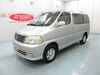 19545ACN8 1991 Toyota Grand Hiace G X Edition 4WD