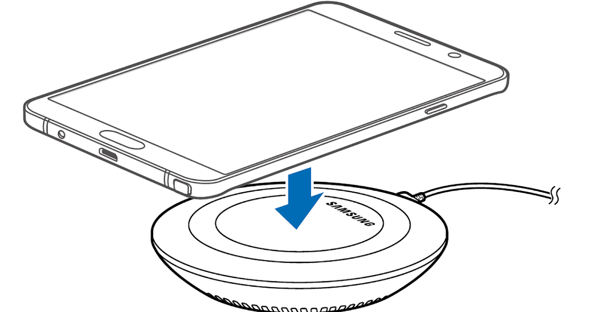 Wireless Charging on Galaxy Note 5 ~ Info Smart Phones