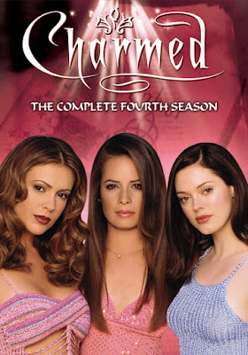 Charmed (TV Series) S04 DVD R1 NTSC Latino 6xDVD5