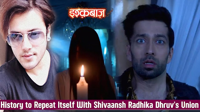 Ishqbaaz: Shivaansh Radhika and Dhruv are the new Obro recreate old story