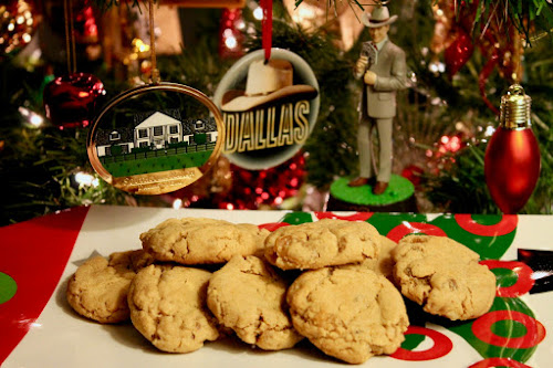 Dallas Holiday Bakeoff 2016: Kristin's Peanut Butter Ginger Cookies