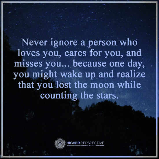 Never Ignore Someone Who Cares For You Quotes Volkswagen Car