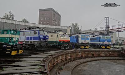 Lokomotywy České dráhy, PKP Intercity