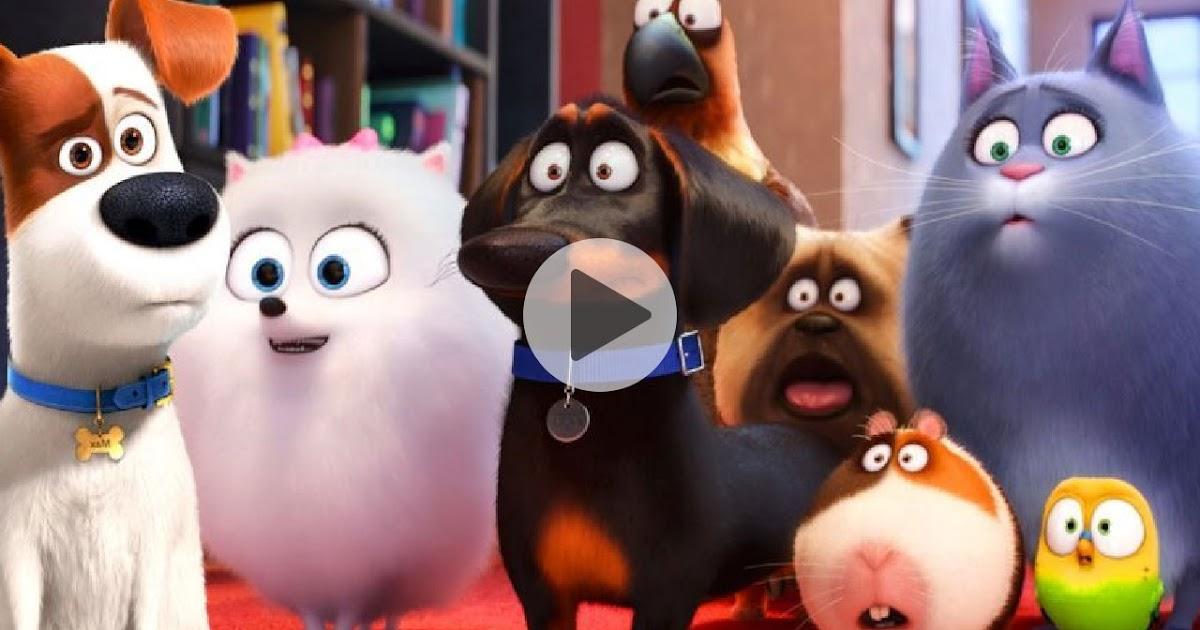 Watch Secret Life Of Pets 2 2019 Secret Life Of Pets 2 2019 Online Movie Streaming Hd
