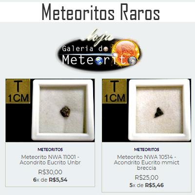 meteoritos brasil - venda