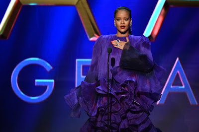 Read Rihanna's full speech at the 51ST NAACP IMAGE AWARDS
