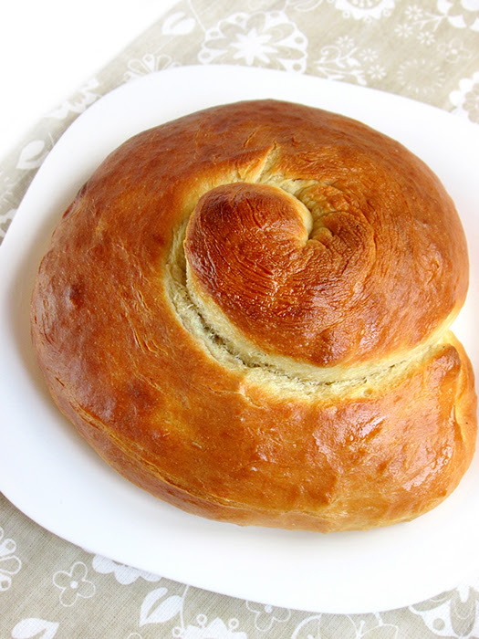 Tina's cookings: HONEY YOGURT BREAD
