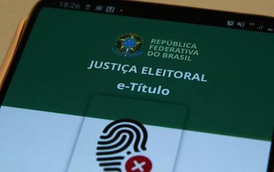 App e-Título da Justiça Eleitoral