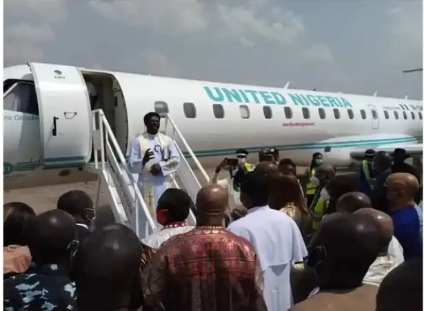 """Igbos React As An Igbo Man Launched An Airline Called """"United Nigeria"""" – Photos And Reactions below"""