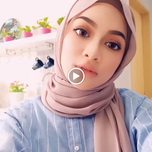 Awek Tudung Hijab Comel Sedap Dipandang Mata
