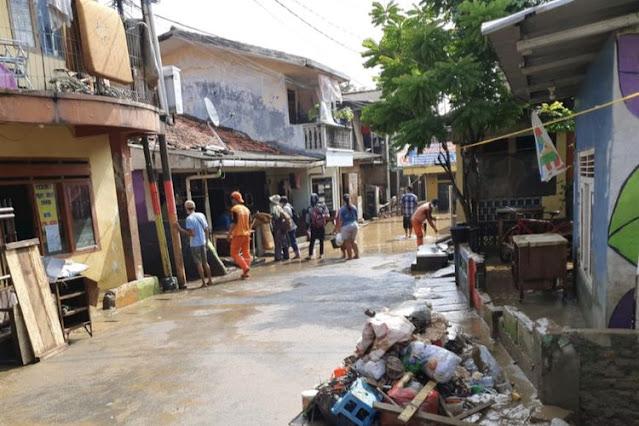 Data JAKI: Banjir di Jakarta Surut Seluruhnya