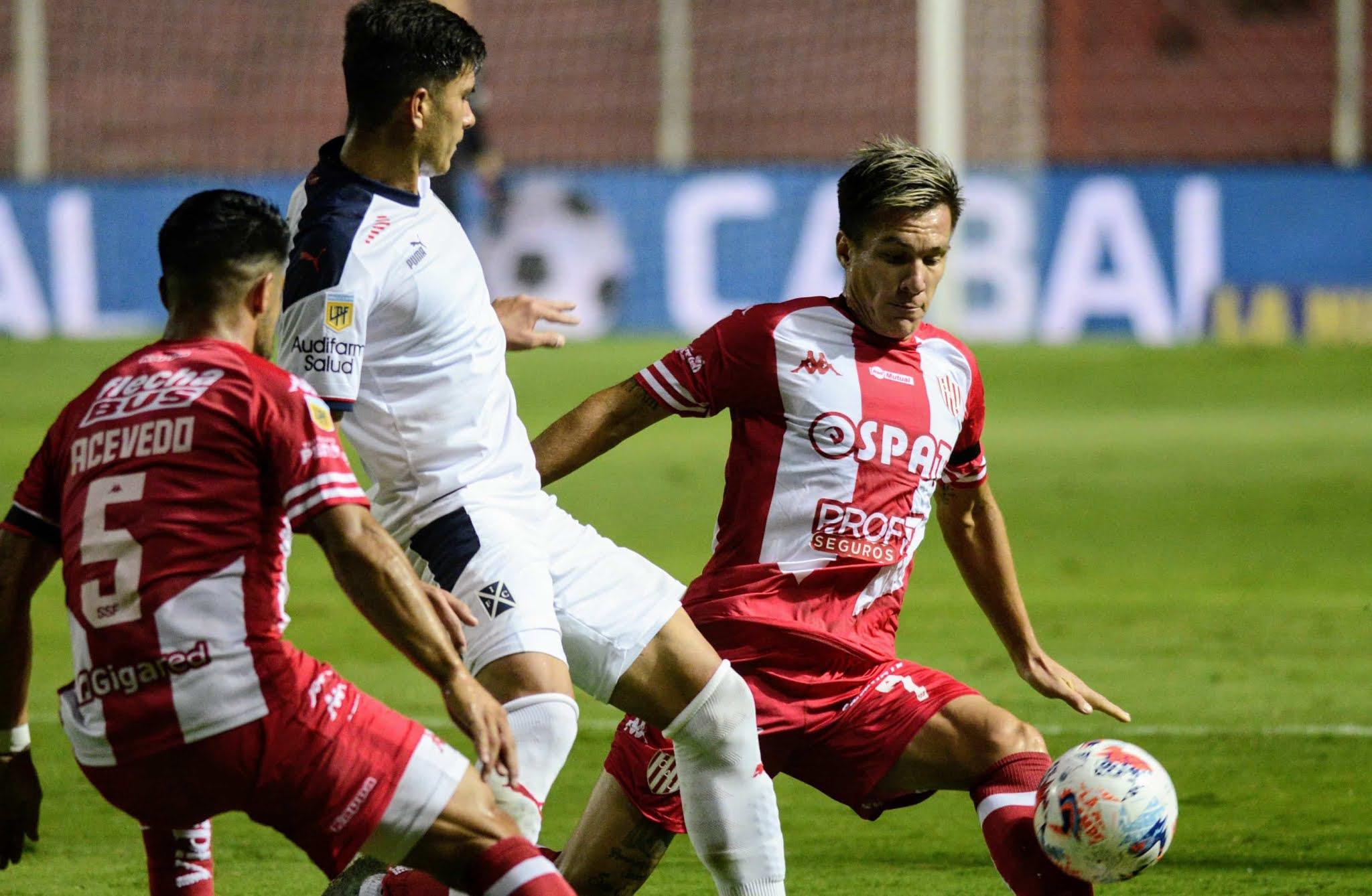 Independiente no pudo con Unión y empataron en un pobre espectáculo