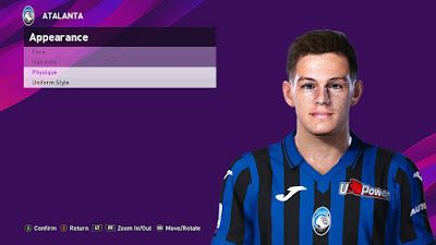 PES 2020 Faces David Heidenreich by Sofyan Andri