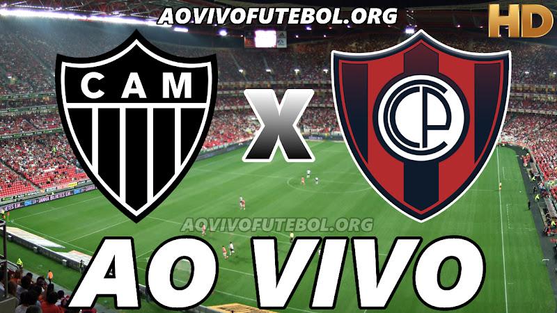 Atlético Mineiro x Cerro Porteño Ao Vivo na TV HD