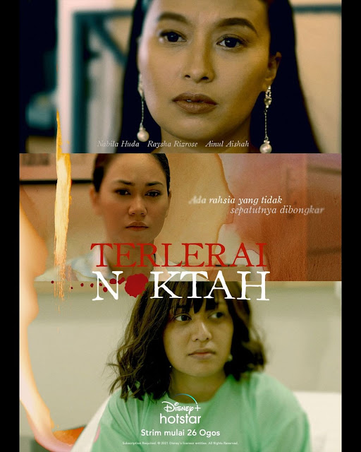 Drama Terlerai Noktah Di Samarinda TV3 & Disney+ Hotstar