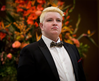 Soprano Ella Taylor (who is trans non-binary) who won second prize in the 2020 Kathleen Ferrier Award