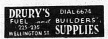 Drury's Ad