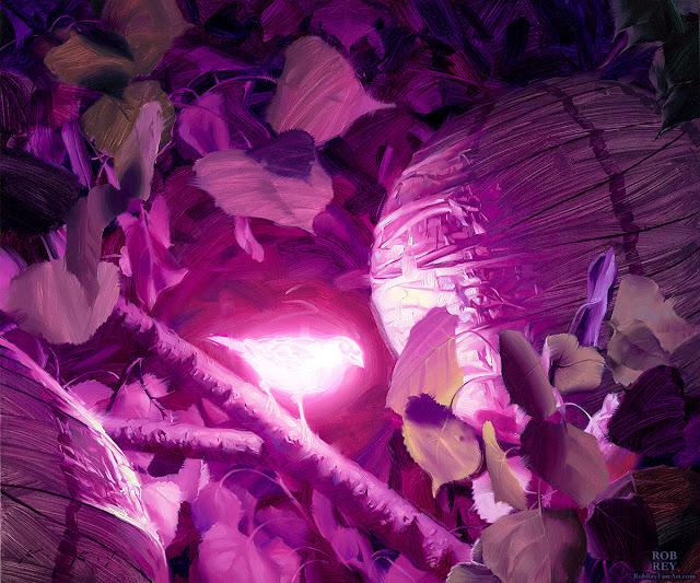 Bioluminescence VIII by Rob Rey - robreyfineart.com