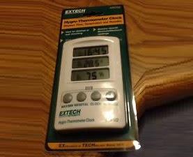 Darmatek Jual EXTECH 445702 Hygro-Thermometer Clock